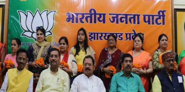 विधानसभा चुनाव में 65 प्लस के लक्ष्य को प्राप्त करेगी भाजपा: लक्ष्मण गिलुवा