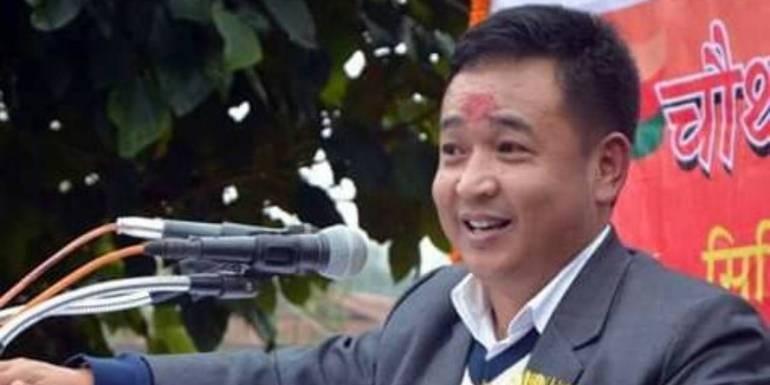 सिक्किम के मुख्यमंत्री प्रेम सिंह तमांग पहुंचे भिवानी, मंदिर में किए दर्शन