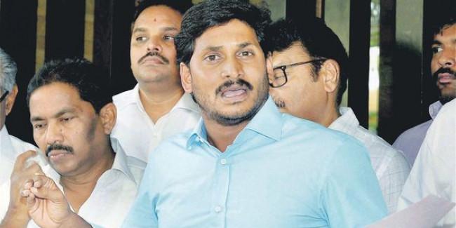 Jagan halts Naidu projects citing graft
