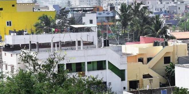 Tamil Nadu Govt. extends the deadline for regularising unauthorized buildings