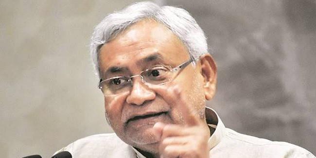 CM नीतीश बाढ़ ग्रस्त इलाकों का करेंगे हवाई सर्वेक्षण