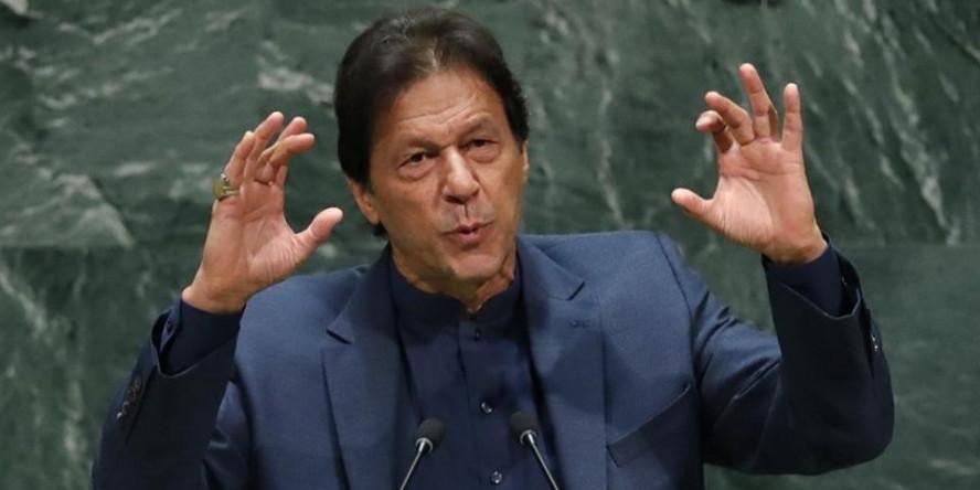 हमें भारत की ओर से कोई सकारात्मक जवाब नहीं मिला : इमरान खान