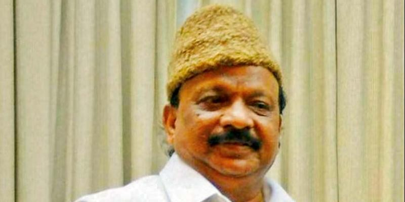 Congress serves show-cause notice on Bheema Naik