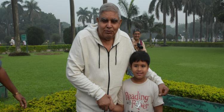 I am Not at War With Mamata Govt: WB Governor Jagdeep Dhankhar