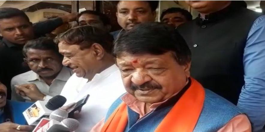 बयान से पलटे कैलाश विजयवर्गीय, कहा 'मेरा मिशन बंगाल है, MP नहीं'