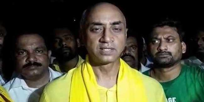 Several hurdles in supplying water to Guntur, says Jayadev