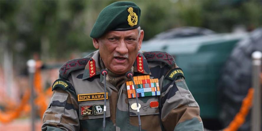 आर्मी चीफ ने कहा- सरकार को लेना है PoK पर फैसला, सेना तैयार है