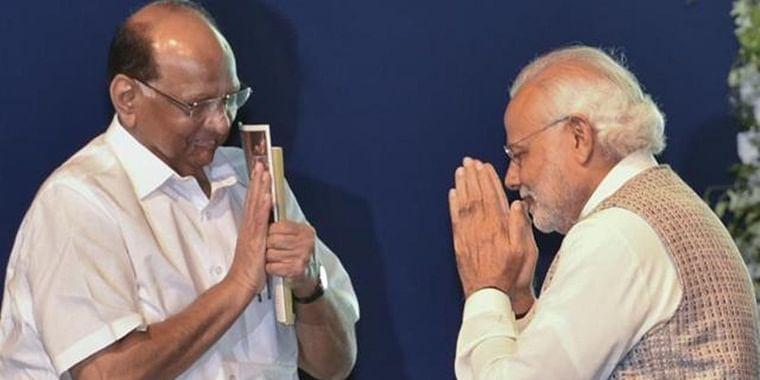 किसान संकट पर चर्चा करने के लिए PM मोदी से मिलेंगे NCP चीफ शरद पवार
