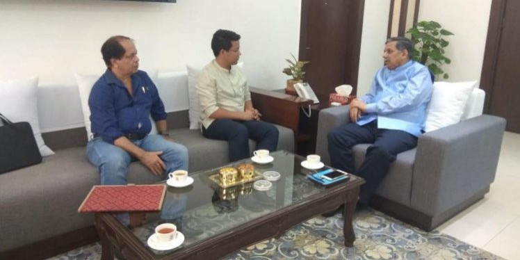 Sikkim MP seeks CSIR-UGC NET exam centre in state