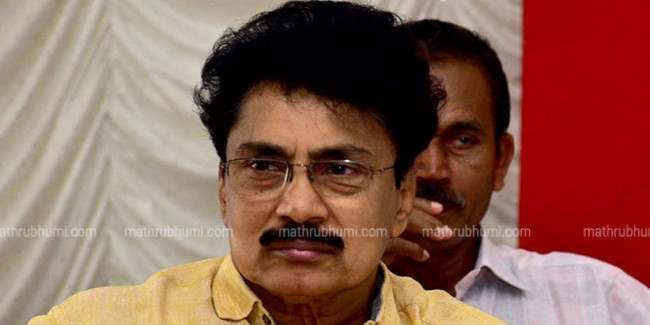 P K Sasi to come back in CPM District committee