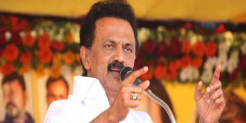 Stop Andhra From Raising Palar Check Dams Height: MK Stalin To Tamil Nadu