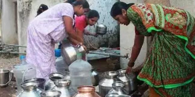 मोदी 2.0: पाइपलाइन से हर गांव को पानी, तैनात होंगे जलदूत