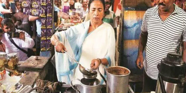 'चाय बनाने से ममता मोदी नहीं बन सकतीं'