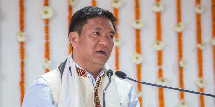 Pema Khandu to take oath as Chief Minister of Arunachal Pradesh for second term today