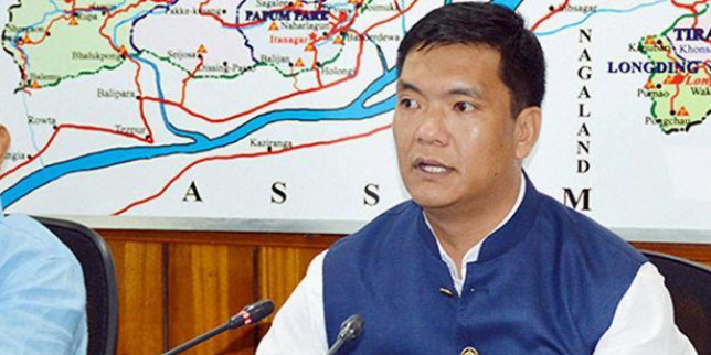 Pema Khandu stresses on the development of Horticulture in Arunachal Pradesh