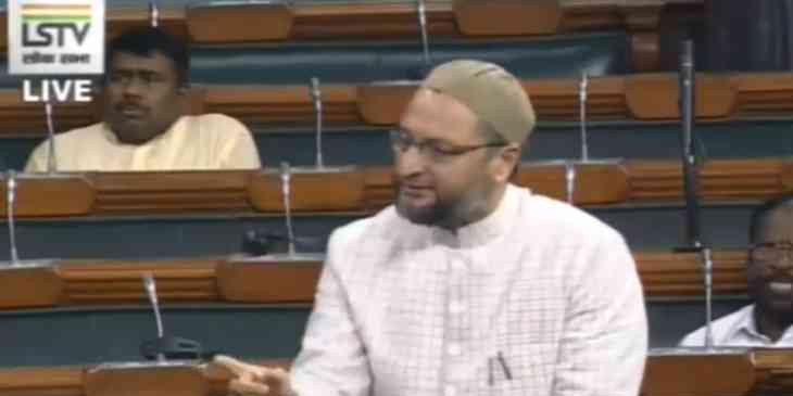 Owaisi's party is now more than a symbol, challenging the Muslim blackmail of secular parties everywhere