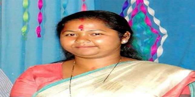 झारखंड के पूर्व सीएम मधु कोड़ा की पत्नी गीता कोड़ा ने थामा कांग्रेस का दामन