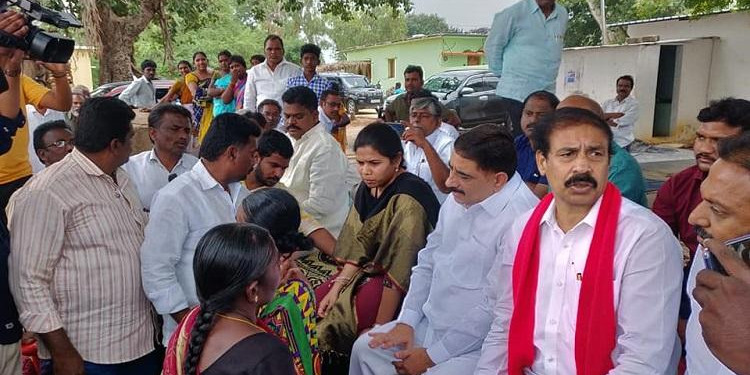 Opposition leaders object to proposed uranium mining in Andhra's Nallamala forest