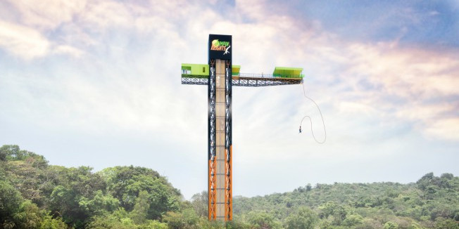 Bungee Jumping comes to Goa! Here's one more reason to visit India's beach paradise