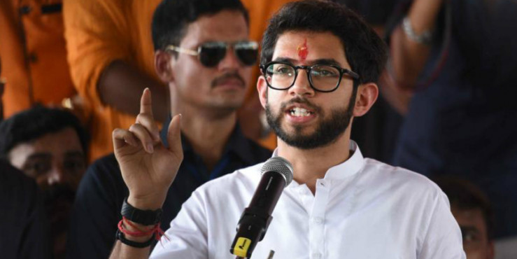 Thackeray Family Makes Electoral Debut as Shiv Sena's 'CM-face' Aaditya Set to Fight Polls from Mumbai's Worli