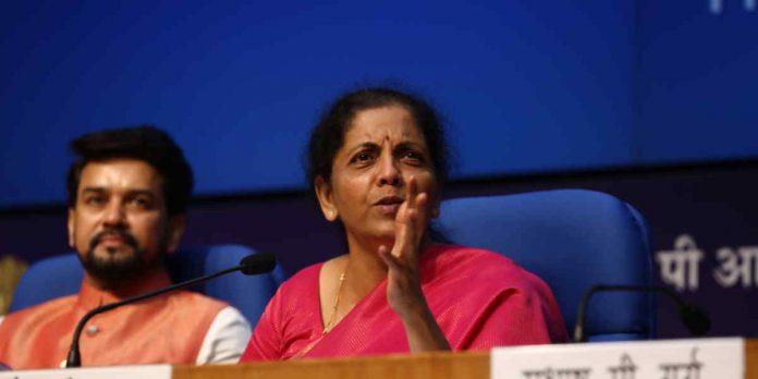 मोदी के दूसरे कार्यकाल में निर्मला सीतारमण भारत की मंदी का चेहरा बन गई हैं