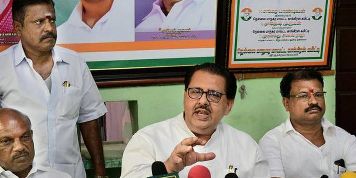 'Nanguneri bypoll should spell the political end of ruling party'