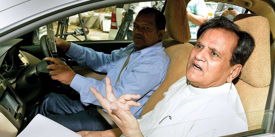 Gujarat High Court asks Ahmed Patel to appear before it on June 20