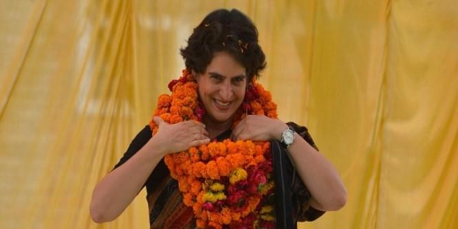 17 से 20 मार्च तक प्रियंका गांधी का यूपी दौरा, मोदी के संसदीय क्षेत्र वाराणसी में खेलेंगी होली
