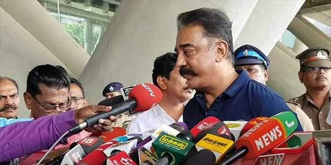 """Terrorists Abound In All Religions"": Kamal Haasan Defends Godse Comment"