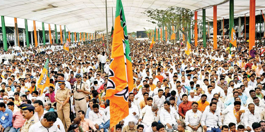 Gujarat BJP to 'play defensive' as its election strategy