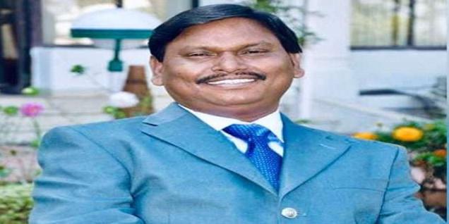 अर्जुन मुंडा 6 जिलों के जिला विकास समन्वय व निगरानी समिति के अध्यक्ष बने