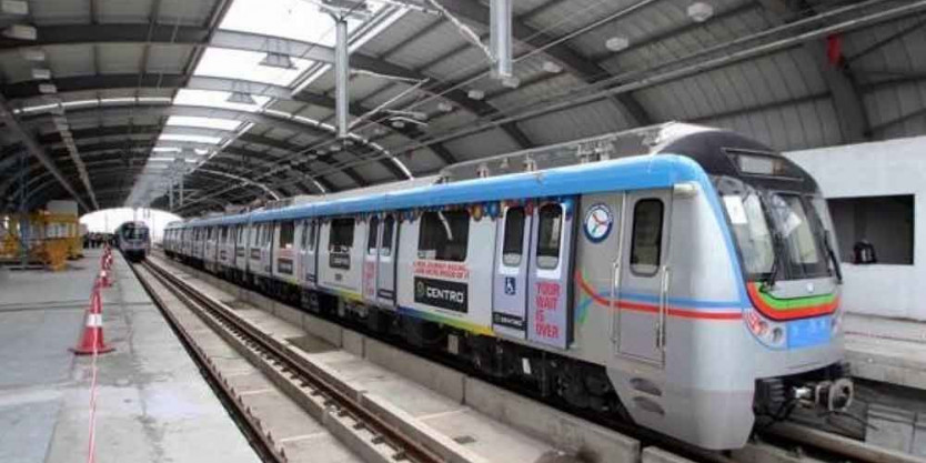 Hyderabad metro achieves new feat in patronage
