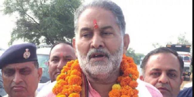 शिक्षा मंत्री रामबिलास शर्मा बोले- 'हमारे सामने नकारे हुए लोग हैं, BJP दोबारा मजबूत सरकार बनाएगी'