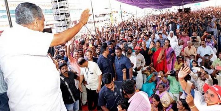 Amit Shah's remark a blot on Wayanad, says Pinarayi Vijayan