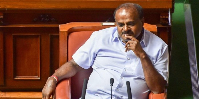 Kumaraswamy hit by 'five-star CM' tag ahead of his village-stay programme