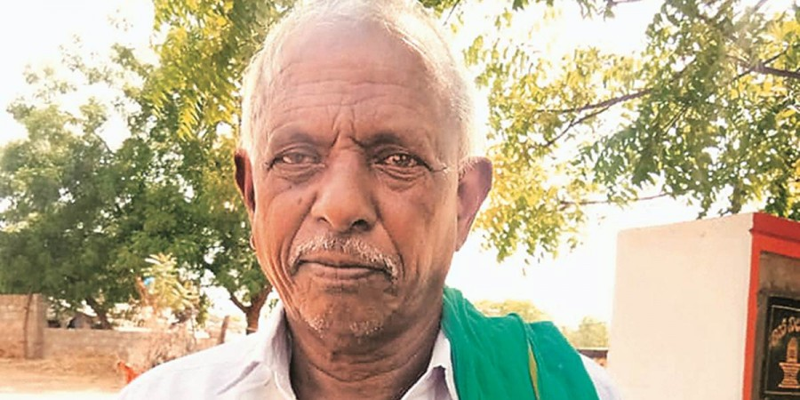 Lone Telangana farmer who challenged PM Modi in Varanasi is back home, dejected