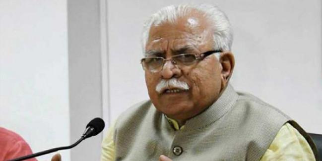 मुख्यमंत्री ने करनाल जिले को 109 करोड़ रुपए के विकास कार्यों की सौगात दी