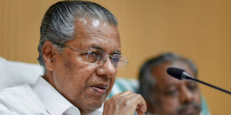 'Keep Away': Kerala CM loses cool with journalists when quizzed about voter turnout in LS Polls