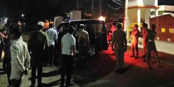 डिंपल यादव की सीट पर ईवीएम स्ट्रांग रूम के कैमरे बंद होने का आरोप, सपाइयों का हंगामा