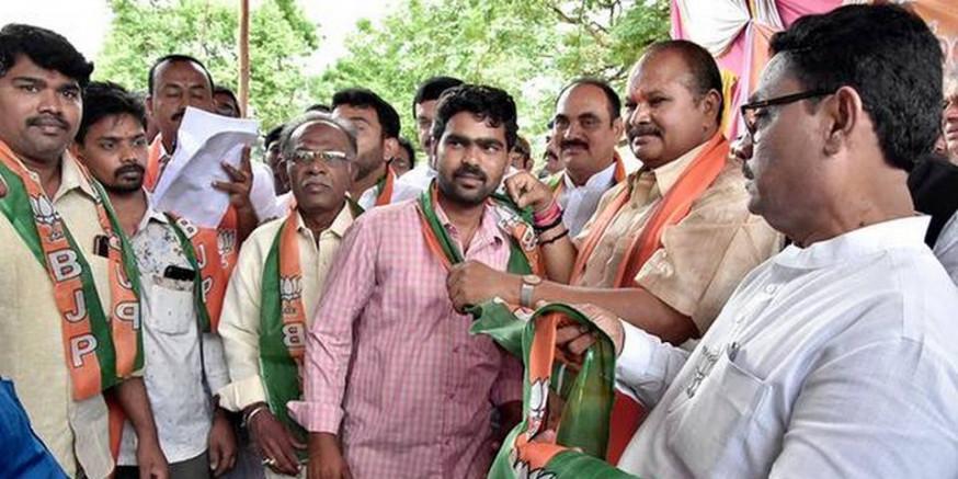 TDP walked into Jagan's trap on SCS: Kanna