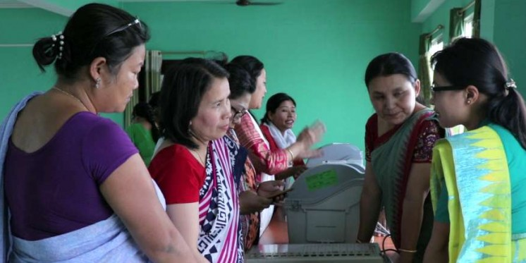 Manipur set to create history with all-women polling booths in entire assembly constituency
