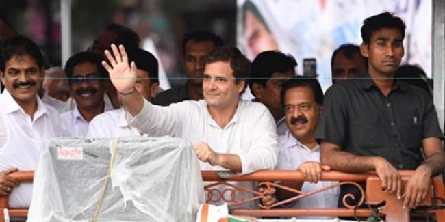 'वायनाड के हर व्यक्ति के लिए मेरे घर के दरवाजे खुले हैं' : राहुल गांधी