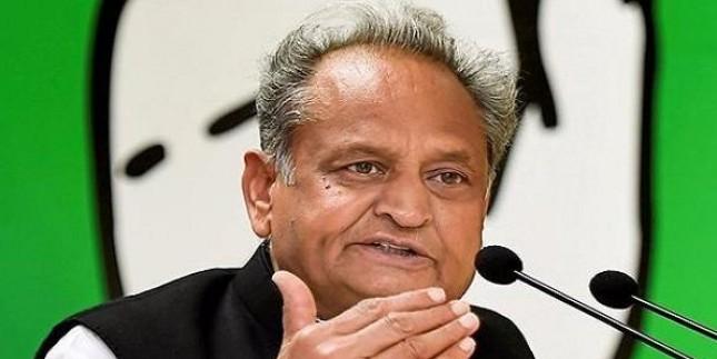 विपक्षी सरकारों को गिराने की कोशिश कर रही है भाजपा : मुख्यमंत्री गहलोत