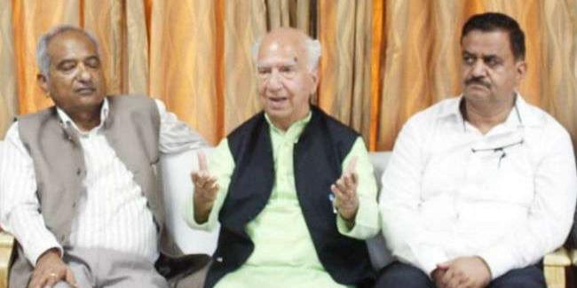 शांता कुमार बोले, भाजपा को मिली बड़ी जीत से कमजोर हुआ लोकतंत्र