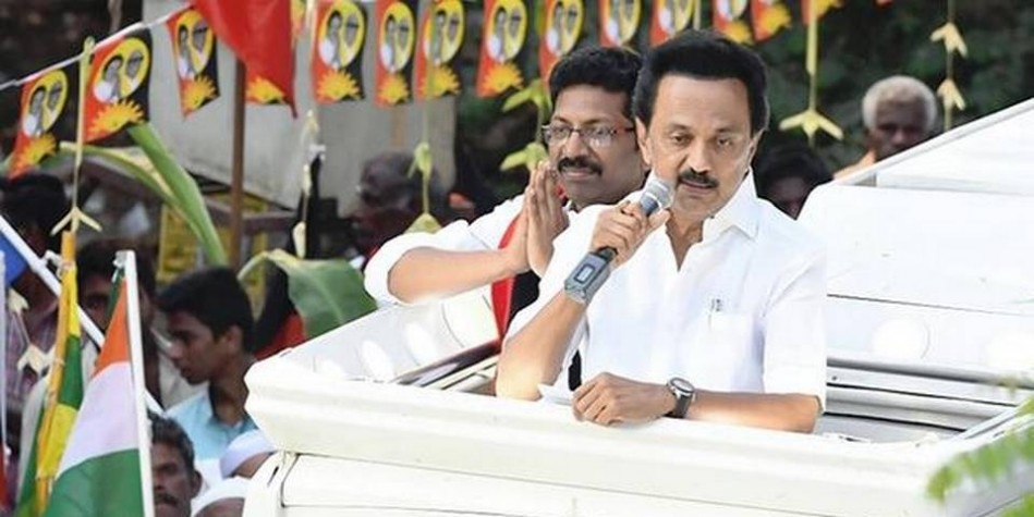 'Cheating by AIADMK brought on Tirupparankundram bypoll,' says Stalin
