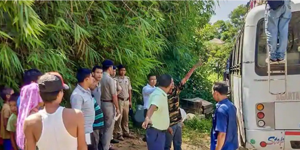 Mizoram Govt to Begin Final Stage of Bru Repatriation Soon