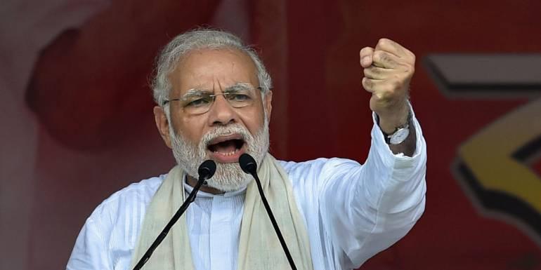 लोकसभा चुनाव से पहले पीएम नरेंद्र मोदी का दावा, एक करोड़ गरीबों को दिया घर, 2022 तक हर गरीब को सौंपेंगे चाभी