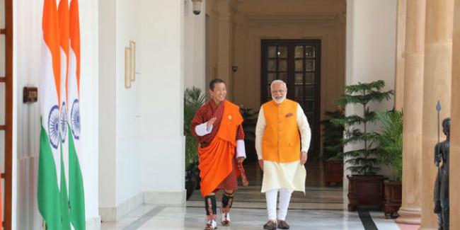 मोदी के भूटान पहुंचने से पहले ही भूटानी पीएम ने बांधे तारीफों के पुल, भारत लिए कही ये बड़ी बात