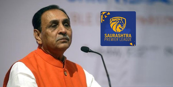 Gujarat CM Rupani to inaugurate Saurashtra Premier League on Tue