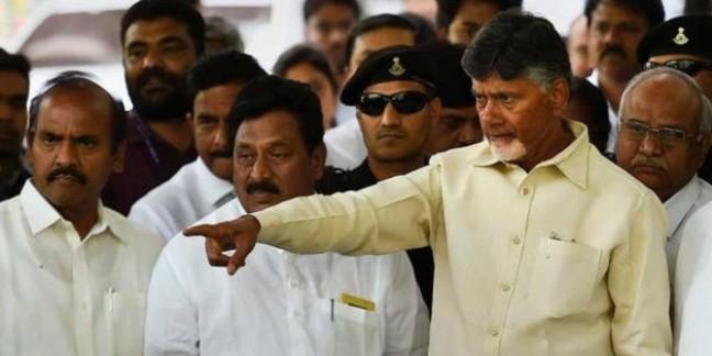 Andhra Pradesh CEO Is Spreading Misinformation: Chandrababu Naidu Writes To Election Commissioner